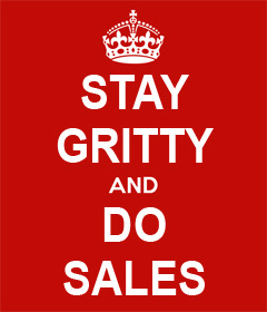 sales grit