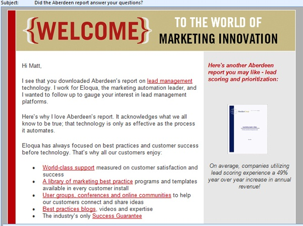 Sales Followup Email Share This Example With Your Team